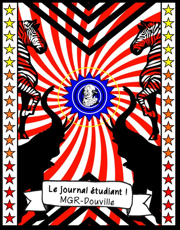 Le journal étudiant de MGR-Douville #4